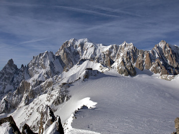 Experience (price per group): MONTE BIANCO
