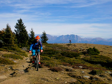 Private Experience (price per group): MONTE SAN VIGILIO/VIGILJOCH MTB