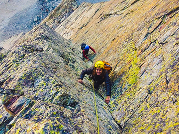 Esperienza (prezzo a persona): MOUNTAINEERING ON THE MONVISO