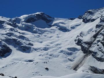 Experience (price per group): Climb to Punta Grober 3400 m from the rifugio Zamboni
