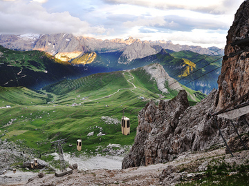 Experience (price per person): HIKING AROUND SASSOLUNGO, THE SYMBOL OF VAL GARDENA