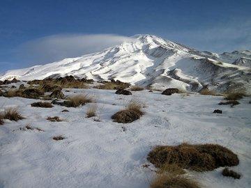 Adventure (price per person): Damavand Peak, Classic Route 5671m