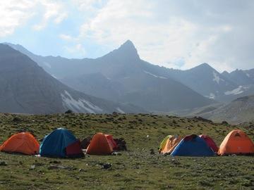 Adventure (price per person): Alam Kuh 4850m, Classic Route