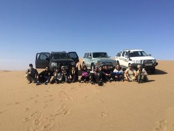 Private Experience (price per group): 1 Night Desert Safari from Tehran