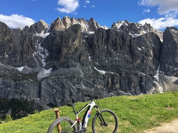 Private Experience (price per group): SELLARONDA HERO BIKE TOUR