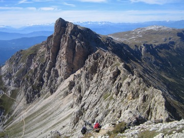 Social Experience (price per person): Via Ferrata Maximilian, Catinaccio