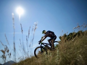 Experience (price per person): MTB COURSES ON THREE DIFFERENT LEVELS