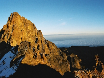 Voyages (price per person): TREKKING MOUNT KENYA