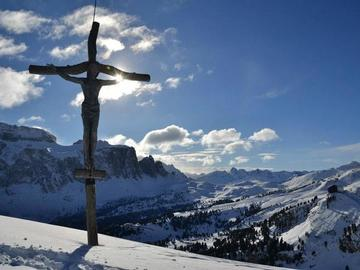 Experience (price per group): Private ski lesson in Val Gardena