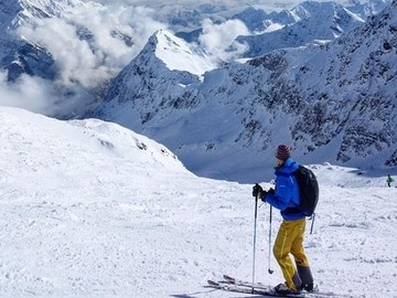 Experience (price per person): SKI TOURING IN LOMBARDIA