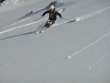 Experience (price per group): Guided Ski Day in Madonna di Campiglio