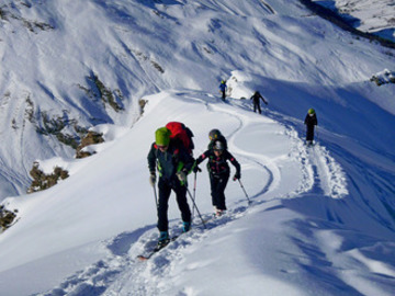 Experience (price per person): SKI MOUNTAINEERING IN THE MARITIME AND COTTIAN ALPS