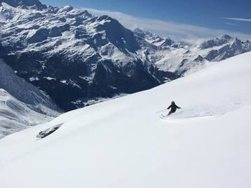 Experience (price per group): Private Freeride Lesson in Verbier