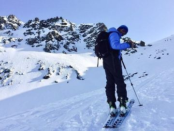Experience (price per group): Private Ski Touring Lesson in Verbier