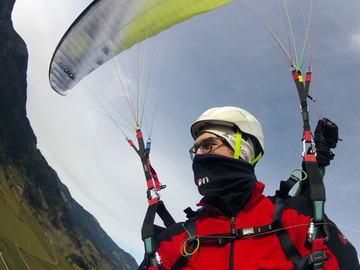 Social Experience (price per person): PARAGLIDING TANDEM FLIGHT FROM BRAUNECK • LENGGRIES