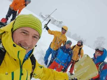 Social Experience (price per person): AVALANCHE & RESCUE TRAINING  • TIROL