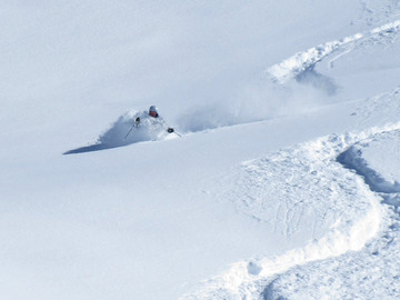 Experience (price per person): FREERIDING • ZILLERTAL