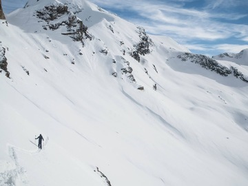 Esperienza (prezzo per gruppo): Tignes Off-Piste Guiding and Coaching (full day)