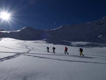 Adventure (price per person): Week end di sci alpinismo tra Alto Adige e Tirolo
