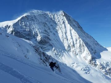 Experience (price per person): Haute Route mit Ski