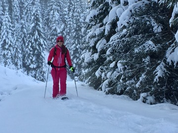 Esperienza (prezzo a persona): Schneeschuhtour SONNENAUFGANG