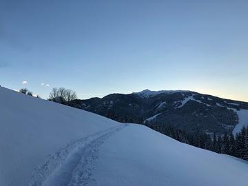 Esperienza (prezzo per gruppo): Schneeschuhtour Salzburger Land