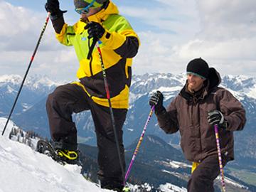 Experience (price per person): Schneeschuhwandern für Naturfreunde (Bayerische Voraplen)