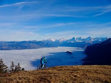 Experience (price per person): MTB best of Naturpark Gantrisch Switzerland
