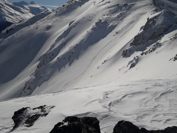 Experience (price per group): 1/2 days of freerider ski in Les Arcs