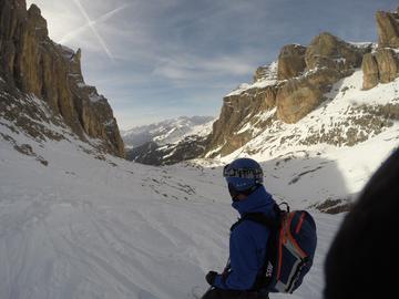 Experience (price per person): Freeride in Dolomiti- Sella Group and Marmolada