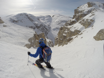 Experience (price per person): Freeride in Dolomiti - Sella Group and Marmolada