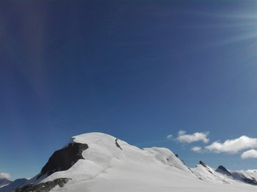Private Experience (price per group): Breithorn (4162m). My first 4000m summit