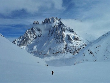 Experience (price per group): Vallee Blanche - Chamonix Off-Piste