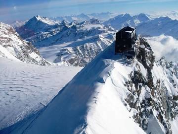 Experience (price per person): Monte Rosa Capanna Margherita - Alagna Valsesia