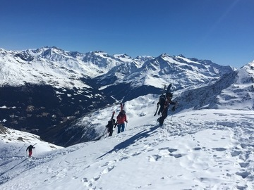 Experience (price per person): 3 days Ski Touring on Val Viola