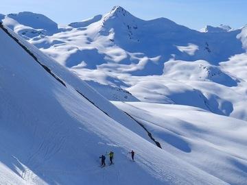 Entdeckung (preis pro person): Chamonix - Zermatt Classic Haute Route
