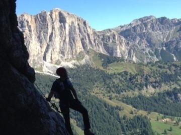 Experience (price per person): Vie Ferrate in Dolomiti - Rocca Pietore