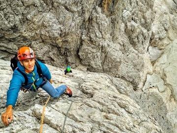 Experience (price per person): Spigolo Sud - Nuvolo Pale di San Martino