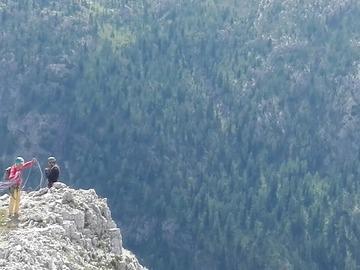 Private Experience (price per group): Multipitch Dolomiti - Rocca Pietore