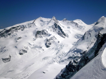 Private Experience (price per group): Breithorn 4164m - Breuil Cervinia