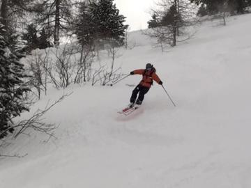 Esperienza (prezzo per gruppo): Private Ski Coaching Val d'Isere (half day)