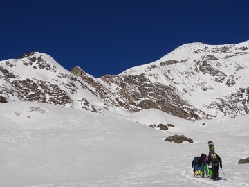 Experience (price per group): Les Arcs Off-Piste Guiding and Coaching (half day)