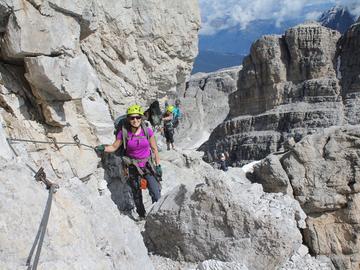 Experience (price per person): Dolomiti Day