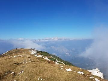 Experience (price per person): Trekking al Monte Stivo