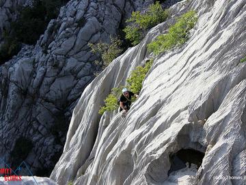 Adventure (price per person): Stage/Viaggio di Arrampicata a Paklenica Croazia