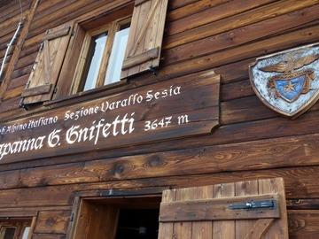 Social Entdeckung (preis pro person): Capanna Margherita, Monte Rosa