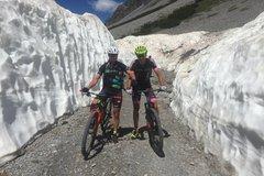 Esperienza (prezzo per gruppo): Livigno-Alpisella-Alpe del Gallo-Cancano-Trela-Livigno