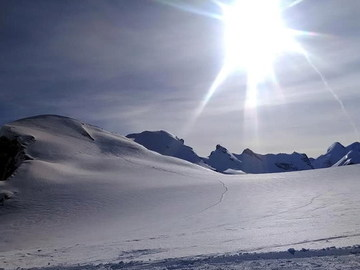 Experience (price per group): Breithorn Occidentale - 4165 m