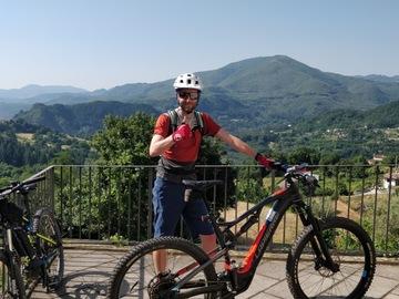 Esperienza (prezzo a persona): Garfagnana in E-Bike