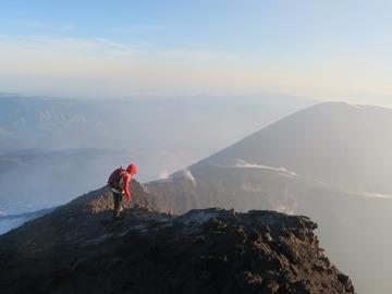 Esperienza (prezzo a persona): E-Bike Etna crateri sommitale risalita lato nord